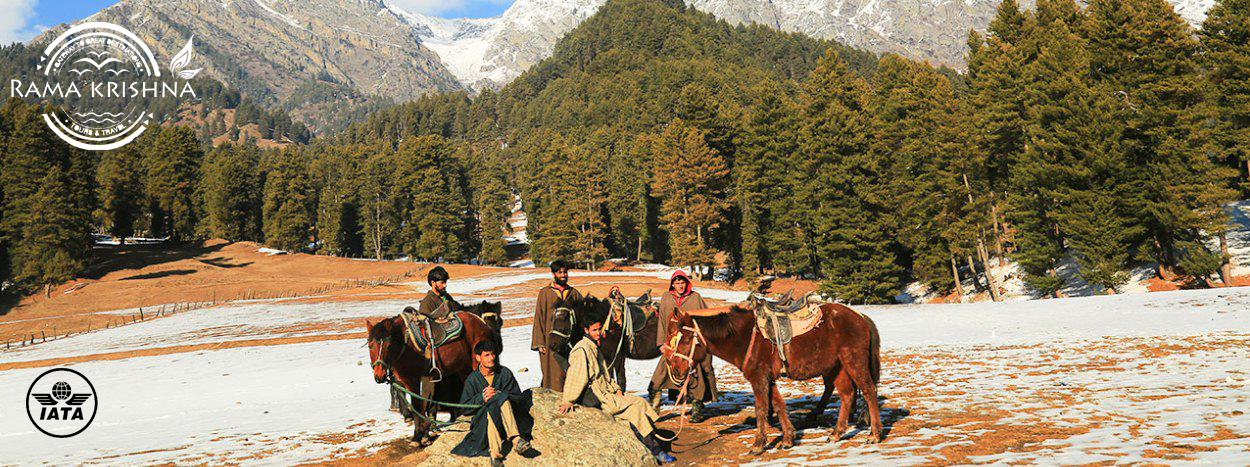 LTC KASHMIR TOUR PACKAGE